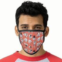 LOONEY TUNES™ Retro Halftone Pattern Face Mask