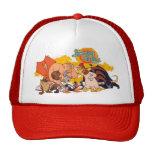 Looney Tunes Show Cast & Logo Mesh Hat