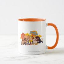 Looney Tunes Show Cast & Logo Mug