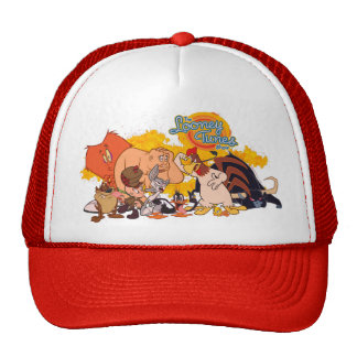 Looney Tunes Show Cast & Logo Trucker Hat