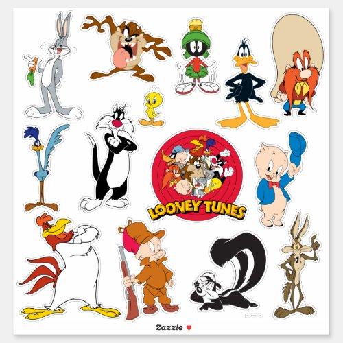 Looney Tunes Sticker Set