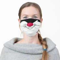 Looney Tunes | Sylvester Adult Cloth Face Mask