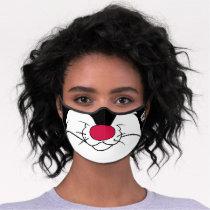 Looney Tunes | Sylvester Premium Face Mask
