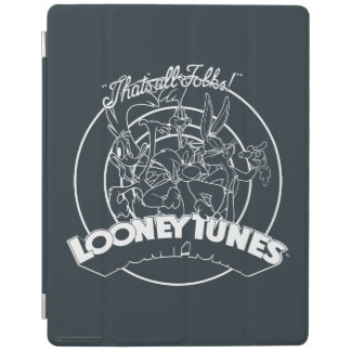 LOONEY TUNES™ That's All Folks iPad Cover