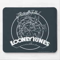 LOONEY TUNES™ THAT'S ALL FOLKS!™ MOUSE PAD