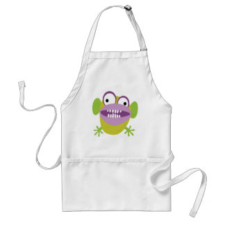 Loony Template Adult Apron