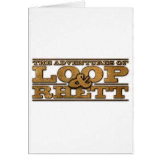 Loop & Rhett Official Merchandise Card