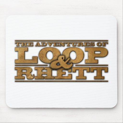 Loop & Rhett Official Merchandise Mouse Pad
