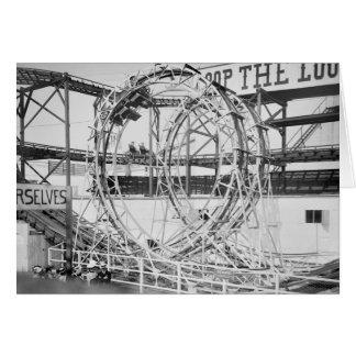 Loop the Loop, 1903 Greeting Cards