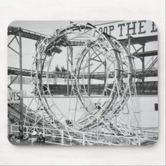 Loop the Loop, 1903 Mousepad