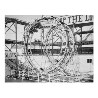 Loop the Loop, 1903 Postcard