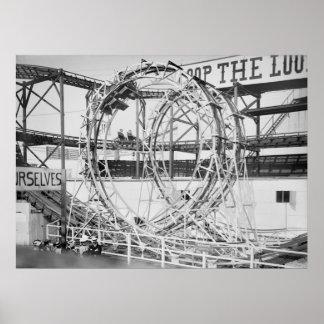 Loop the Loop: 1903 Poster