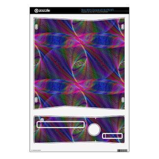 Loop Xbox 360 S Console Skin
