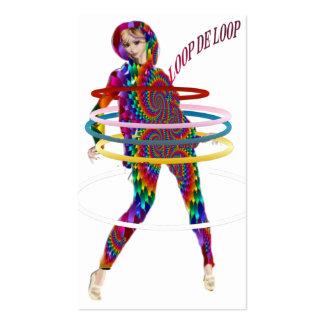 LOOPDELOOPbywebbie Business Card Templates