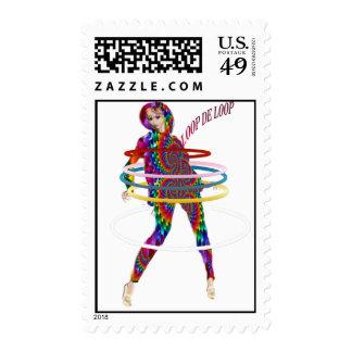 LOOPDELOOPbywebbie Stamps