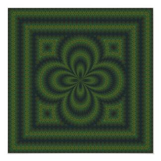 Loopedy Doo Kaleidoscope Mandala Card