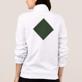 Loopedy Doo Kaleidoscope Mandala Printed Jacket