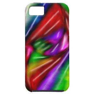 Looper Square Spiral Design iPhone SE/5/5s Case