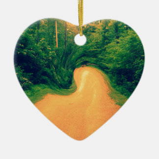 Looping Trail Ornaments