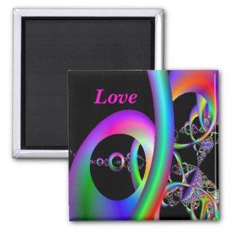 loops, Love magnet