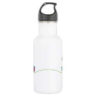 Loose Caboose Clickety Clack Train 18oz Water Bottle