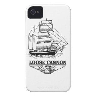 loose cannon boy iPhone 4 case
