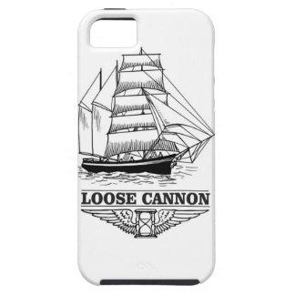 loose cannon boy iPhone SE/5/5s case