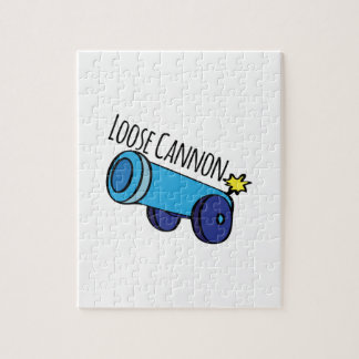 Loose Cannon Jigsaw Puzzles