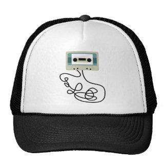 Loose Cassette Tape Loops Hat