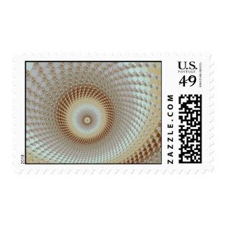 Loose Change Roundalls Postage Stamp