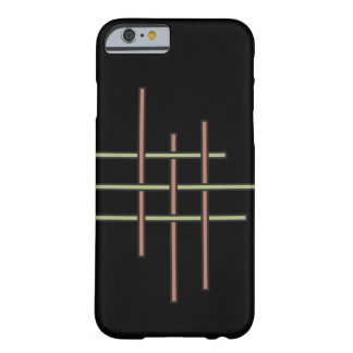Loose fibers barely there iPhone 6 case