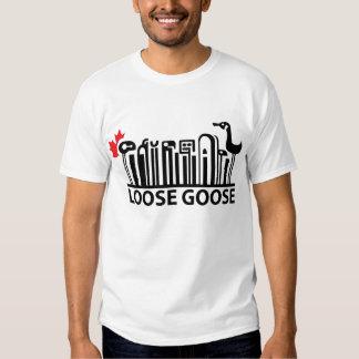 Loose Goose Barcode T-shirt