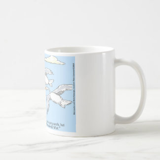 Loose Goose Using Mapquest Funny Gifts & Tees Coffee Mug