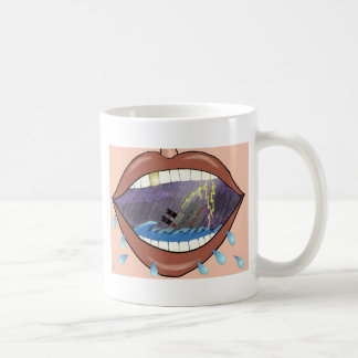 Loose Lips, Sink Ships Coffee Mug
