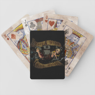 Loose Lips Sink Ships Playing Cards