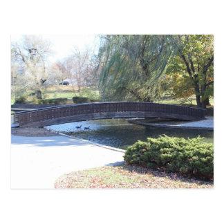 Loose Memorial Park # 2 Postcard