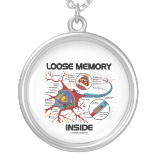 Loose Memory Inside (Neuron / Synapse) Necklaces