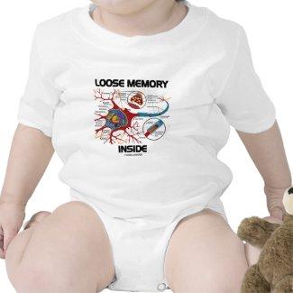 Loose Memory Inside (Neuron / Synapse) T Shirts