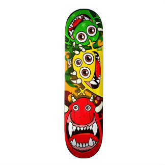 Loose monstruos SB Rasta Skateboard Deck