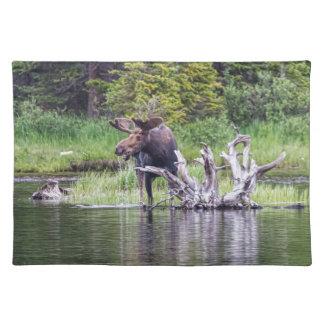 Loose Moose Cloth Placemat