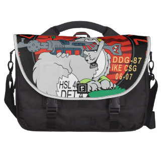 Loose Nutz DDG-87 IKE CSG 06-07 Laptop Computer Bag
