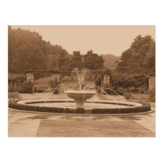 Loose Park Postcard