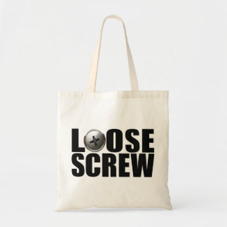 Loose Screw Canvas Bag