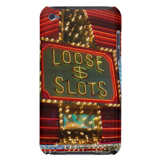 Loose slots sign on casino, Las Vegas, Nevada iPod Touch Case-Mate Case
