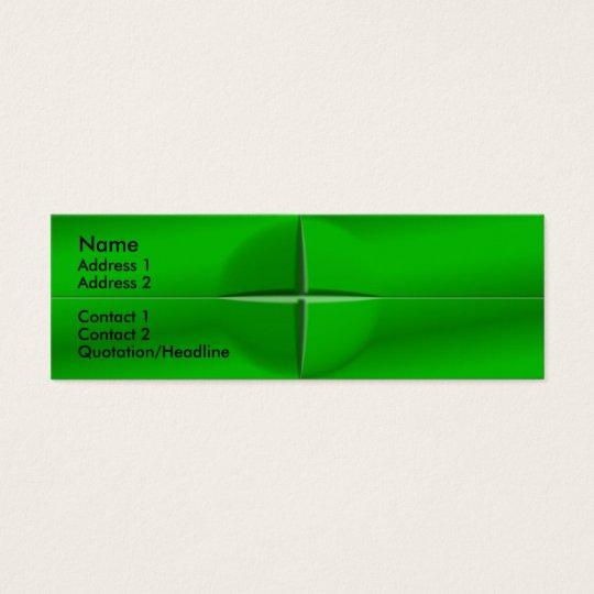 Loose Square Tiles Profile Card