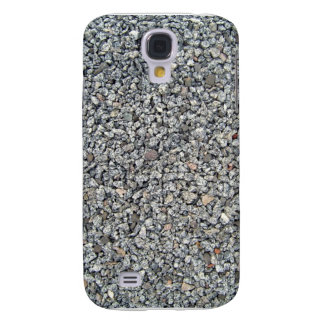 Loose stone and Gravel Texture Samsung Galaxy S4 Covers