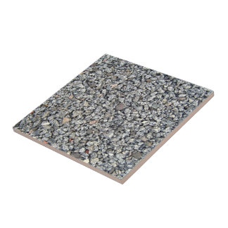 Loose stone and Gravel Texture Ceramic Tile