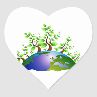 loose trees coming out of half globe.png heart stickers
