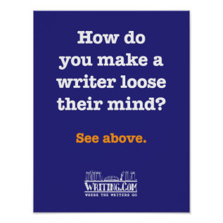 Loose Your Mind. Poster at Zazzle