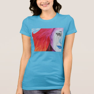 Loosing Color Surreal Original Art Shirt